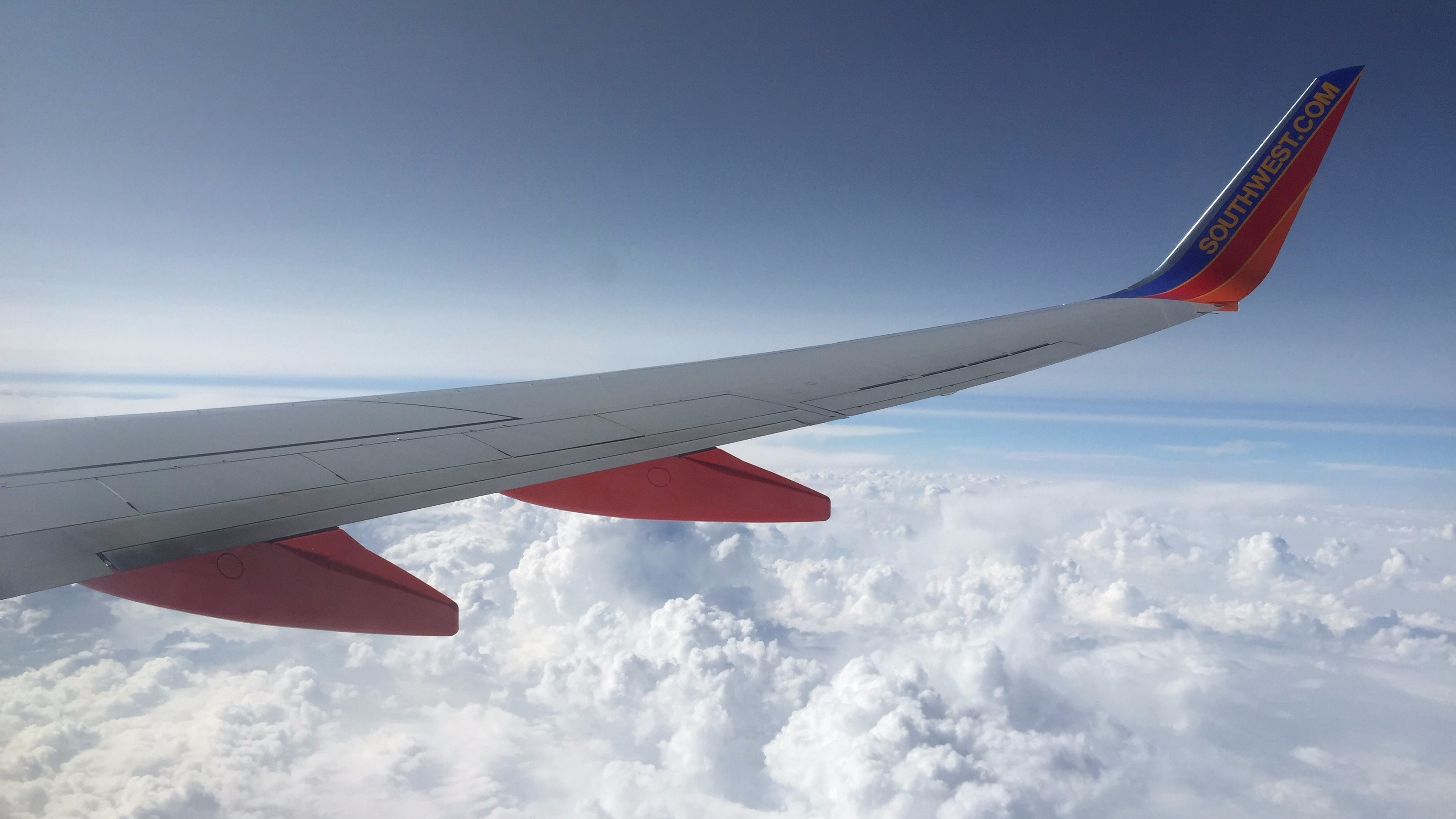 Review: Southwest Airlines 737-800 Economy Milwaukee to Las Vegas