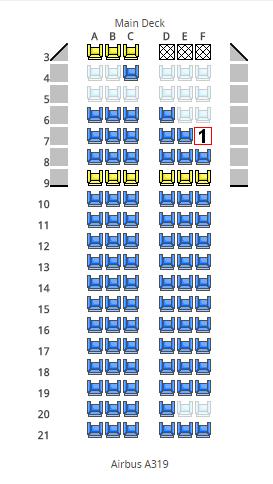 LAXdxb seats
