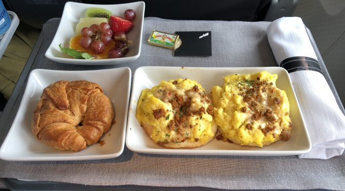 Review: American Airlines 737-800 First Class Boston to Chicago