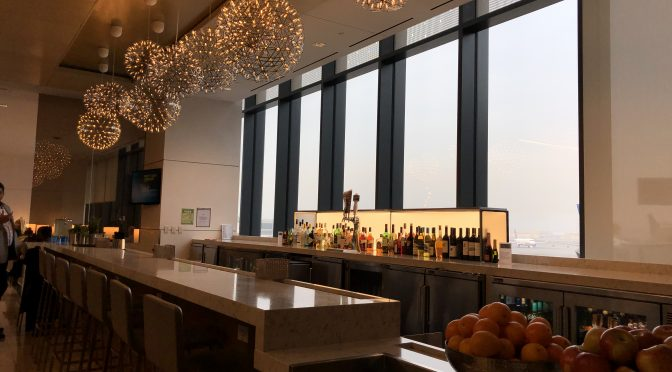 Review: United Club Lounge SFO (near Gate 69)