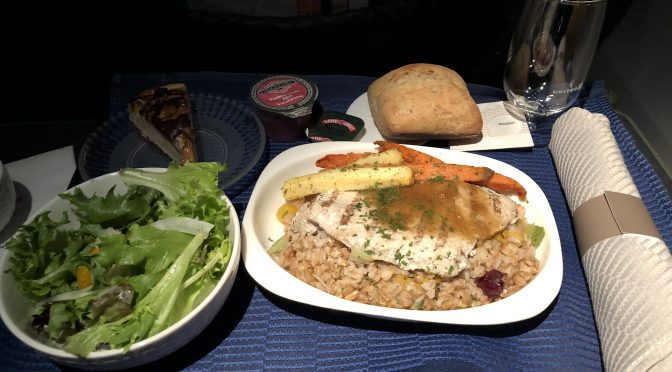 Review: United Airlines 737-800 First Class Chicago to Santa Ana