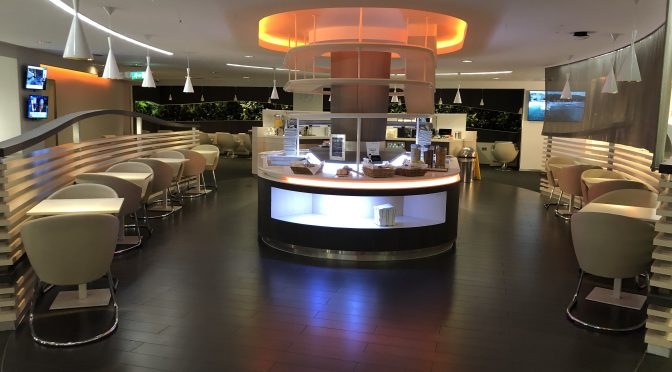 Review: SkyTeam Lounge London Heathrow